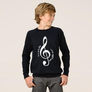 Treble Maker Boys Raglan Sweatshirt