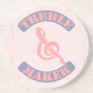Treble Maker Coasters