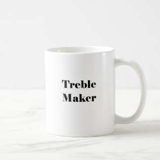 Treble Maker Coffee Mug