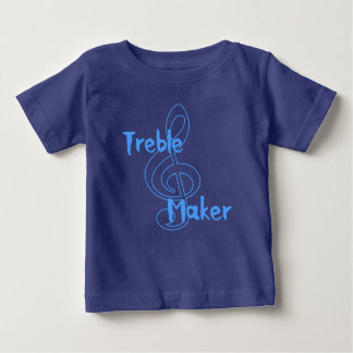 Treble Maker Kids Baby T-Shirt