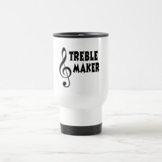 Treble Maker Travel Mug