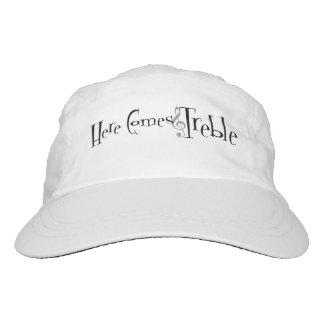Treble Performance Hat