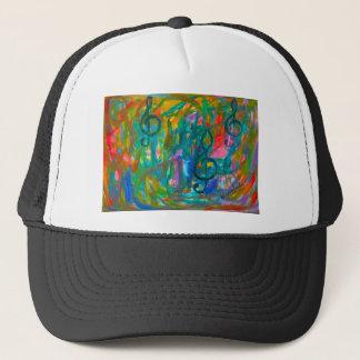 Treble Play Trucker Hat