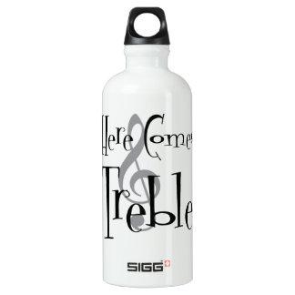 Treble Sigg Water Bottle SIGG Traveller 0.6L Water Bottle