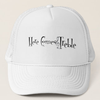 Treble Trucker Hat