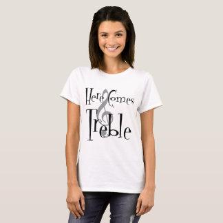 Treble Women's Basic T-Shirt
