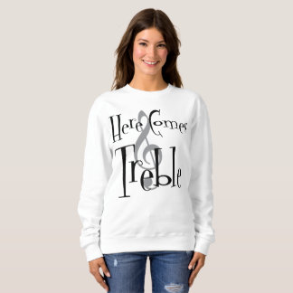 Treble Women's Basic Sweatshirt