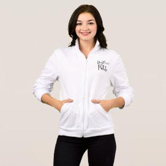 Treble Women's Fleece Zip Jog Jacket