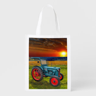 Trecker Reusable Grocery Bag