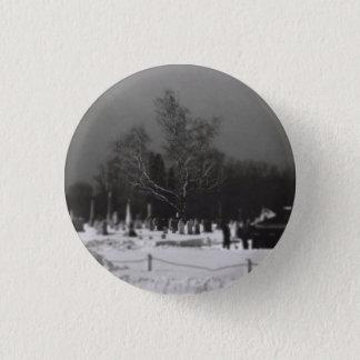 Tree 3 Cm Round Badge