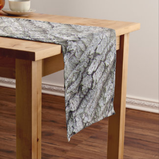 Tree 5 - Oak Tree Bark Long Table Runner