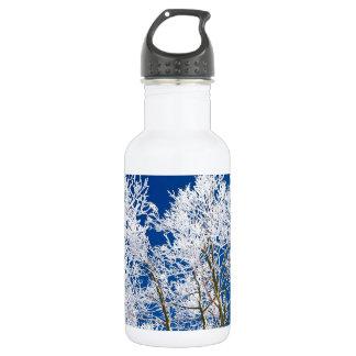 Tree A Frosty Afternoon 532 Ml Water Bottle
