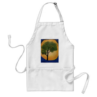 Tree against the Sun Standard Apron