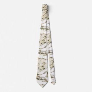 Tree Agate Abstract Art Pattern - Elegant Tie