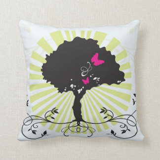 Tree American MoJo Pillow