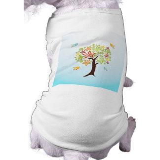Tree and birds shirt