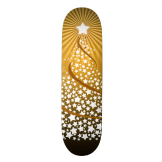 Tree and Snow 3 Skate Board Deck