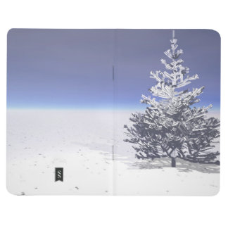 tree and snow white journal
