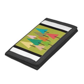Tree Art Impression Tri-fold Wallet