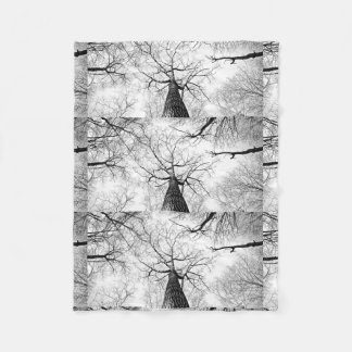 Tree Art Nature Landscapes Sky Destiny Destiny'S Fleece Blanket