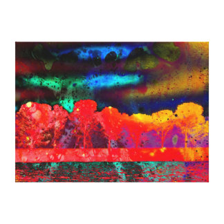 Tree Art Spring Is In My Soul Gallery Wrapped Canvas