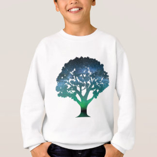 Tree Aurora Sweatshirt