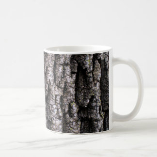 Tree Bark Coffee Mug