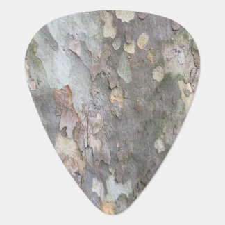 Tree Bark Guitar Pick