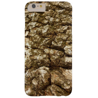 Tree Bark II Natural Abstract Textured Design Barely There iPhone 6 Plus Case