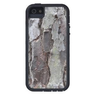 Tree bark photo case