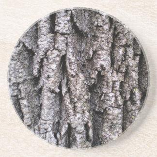 Tree Bark Photography Coaster