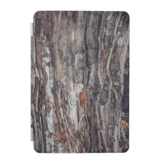 Tree Bark Texture iPad Mini Cover