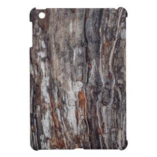 Tree Bark Texture iPad Mini Covers