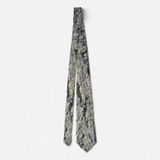Tree bark tie