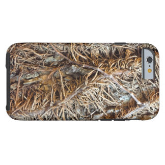 Tree Bark with vine Tough iPhone 6 Case