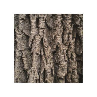 Tree Bark Wood Wall Art