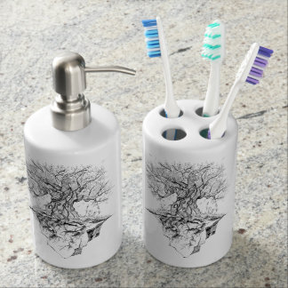 Tree Bathroom Set