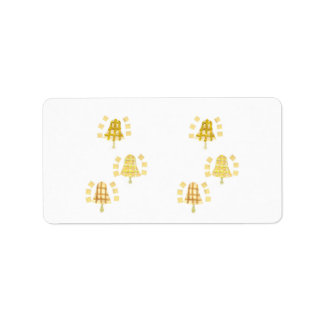 Tree Bell Address Labels