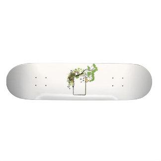 Tree bird frame simpler floral.png skate board decks