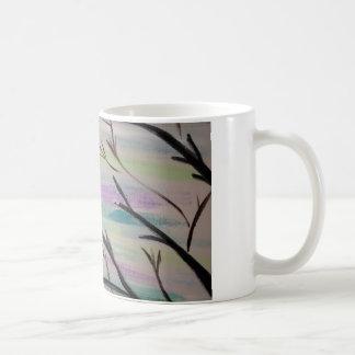 Tree Branch Dusk Mug