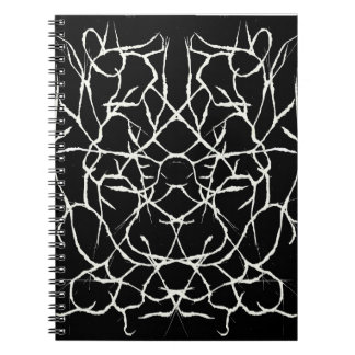 Tree Branches Notebook