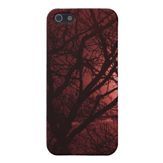 tree branches silhouette iPhone 5/5S case