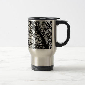 Tree Branches Travel Mug
