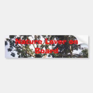 Tree Bumper Sticker