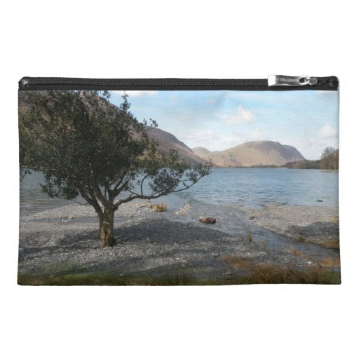 Tree By The Shore Travel Accessories Bags