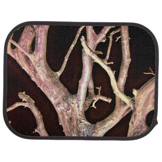 TREE CAR MAT