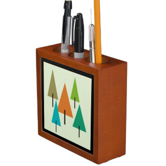 Tree Contemporary Art Desk Organiser