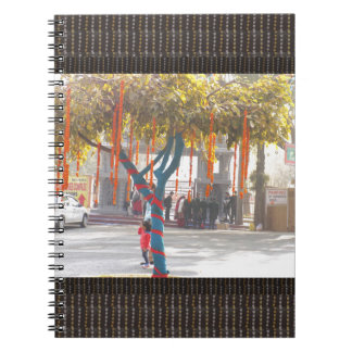 Tree Decorations India arts crafts festival delhi Notebooks