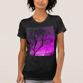 tree dream pink t-shirts