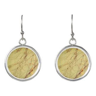 Tree Dreams (Yellow) Earrings